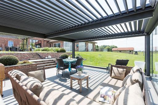 entreprise artisan menuisier pose pergola veranda bioclimatique savoie chautagne bugey haute savoie annecy aix les bains