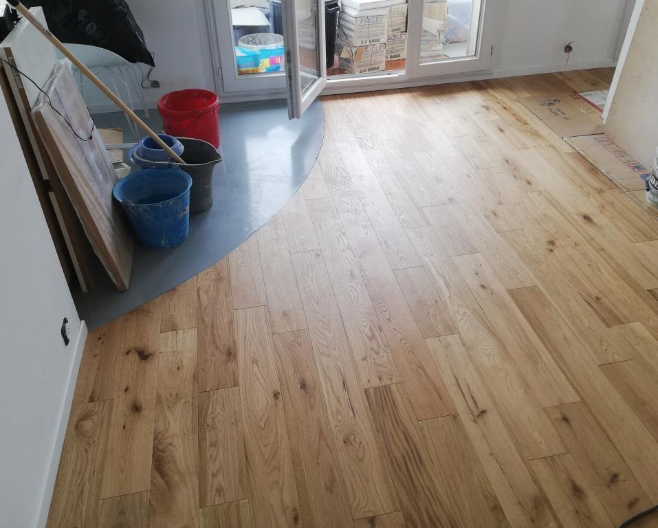 entreprise menuisier artisan pose parquet flottant plancher sols savoie chautagne Aix les Bains Chambery bugey Belley haute savoie annecy